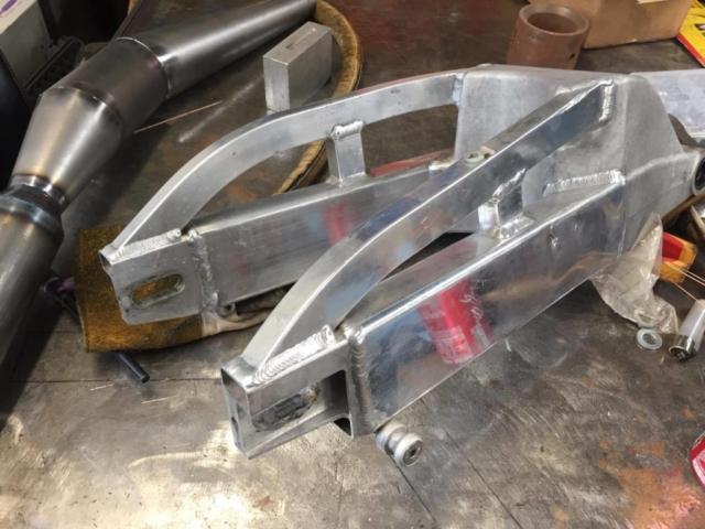 Aluminium Welding Repair, Swingarm Motorbike, Tig, Welding, GTAW