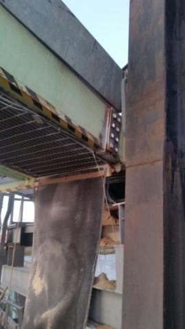 Conveyor Crack Repair