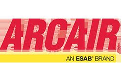ARCAIR Logo - An ESAB Brand